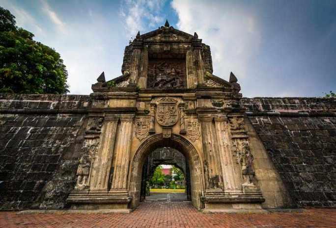 Fort Santiago and Intramuros