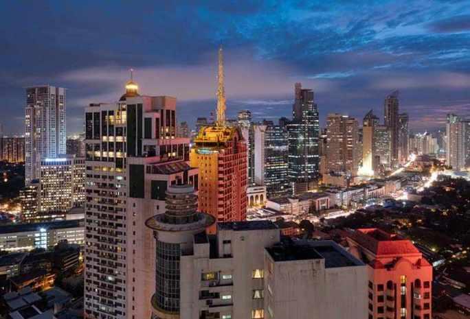 Makati Business District