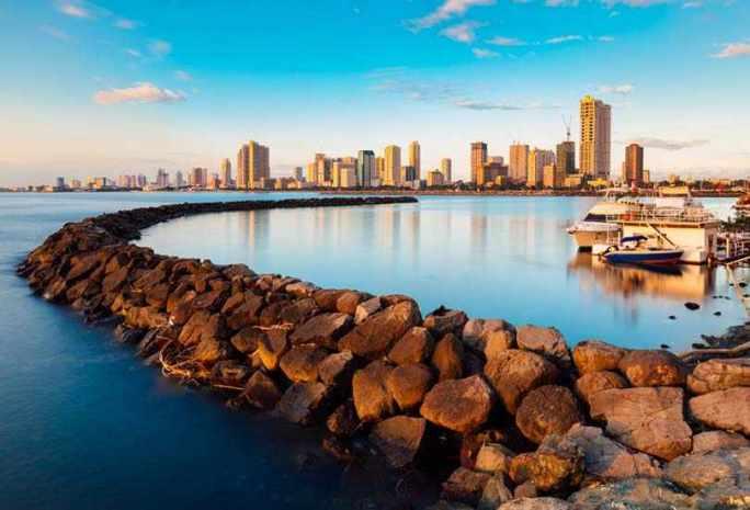 Manila Bay or Baywalk