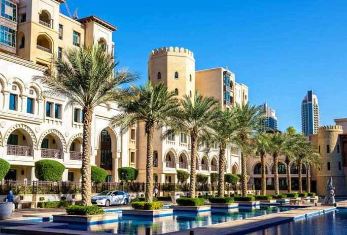 DISCOVER THE OLD TOWN OF DUBAI
