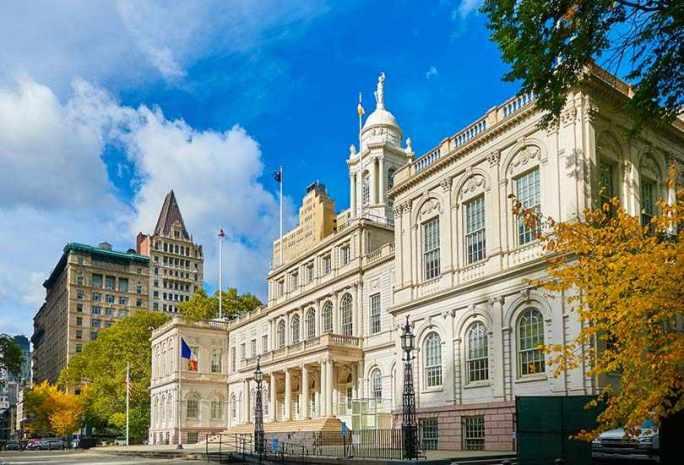 Visit the City Hall