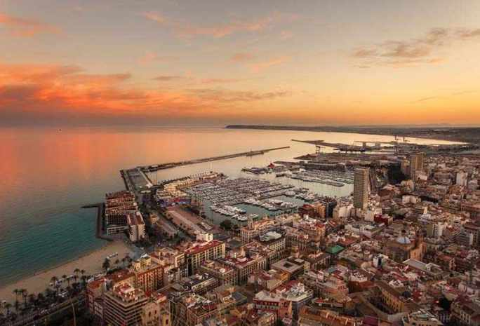 Alicante, Spain – A Stunning Island