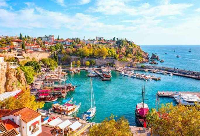 Antalya, Turkey – Perfect for a Selfie