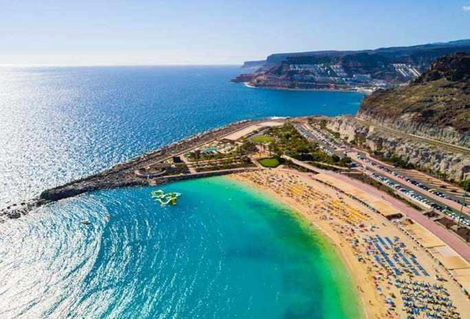 Gran Canaria, Spain - Beautiful Mountain Passes