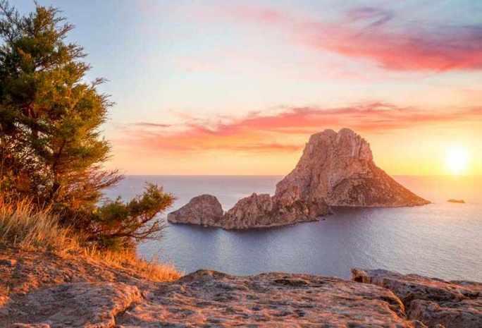 Ibiza, Spain – A Beach Party Destination