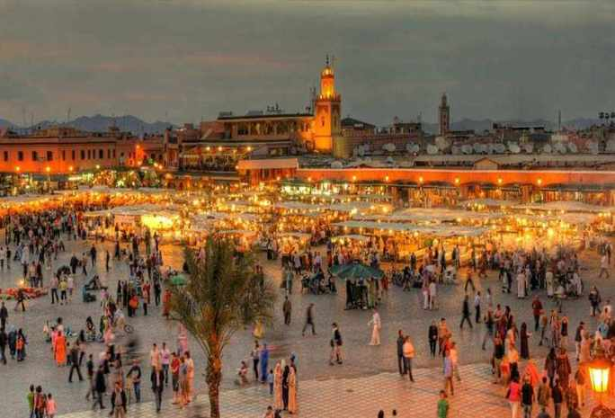 Marrakesh, Morocco – A Perfect Blend of Culture