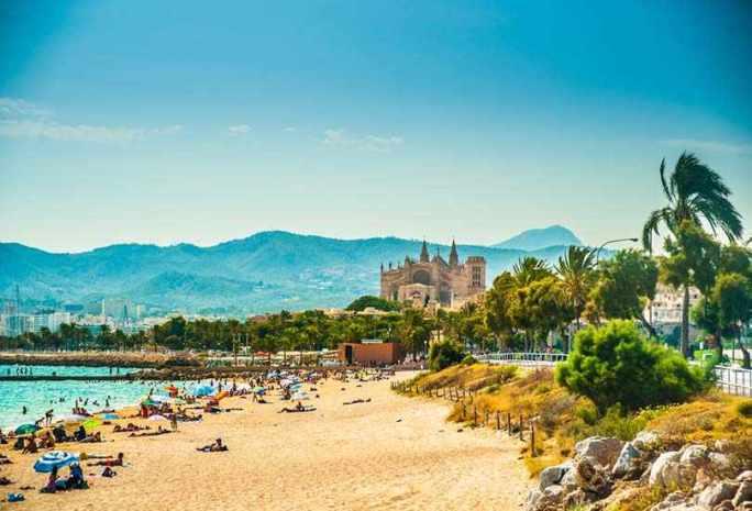 Palma de Mallorca, Spain – A Gorgeous Resort City