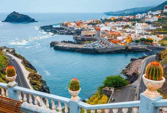 Tenerife, Spain – Spectacular Beach Escape