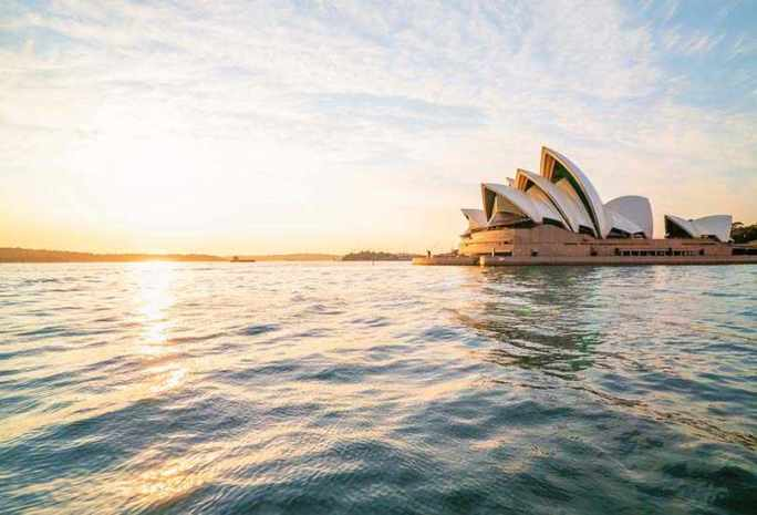 Attend performance at Opera House in Sydney