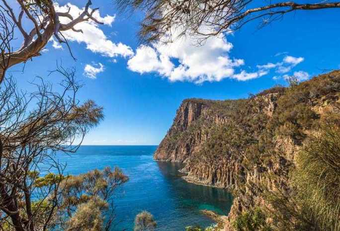 Experience Surfing and Camping at Cloudy Bay - Bruny Island
